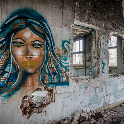 Street Art - Graffitis